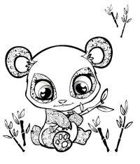 Cute Coloring Pages Of Baby Animals - Coloring Home