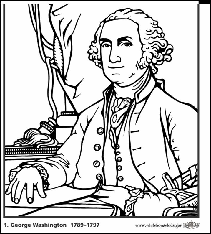 Free coloring pages of king george iii