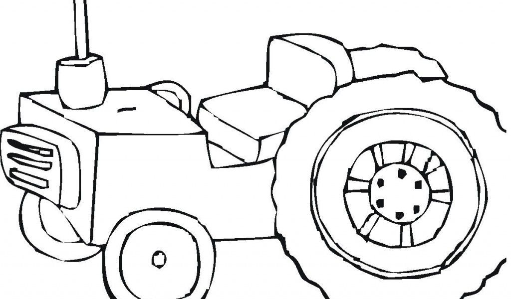 Free coloring pages of trekker new holland