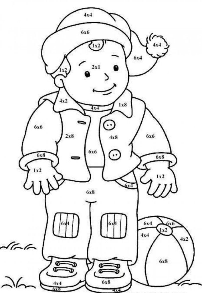 Math Homework Coloring Pages Coloring Coloring Pages