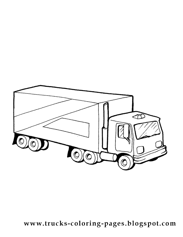 Mack Truck Logo Coloring Pages Sketch Coloring Page