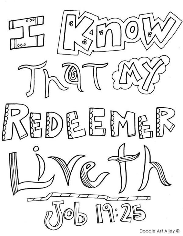 20 Verse Job Bible Coloring Pages Ideas And Designs