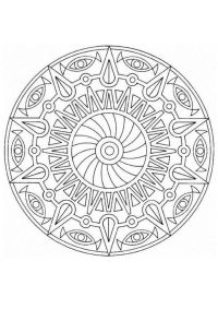 Printable Advanced Coloring Pages - Coloring Home