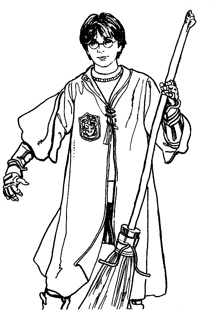 Free Coloring Pages Of Mop