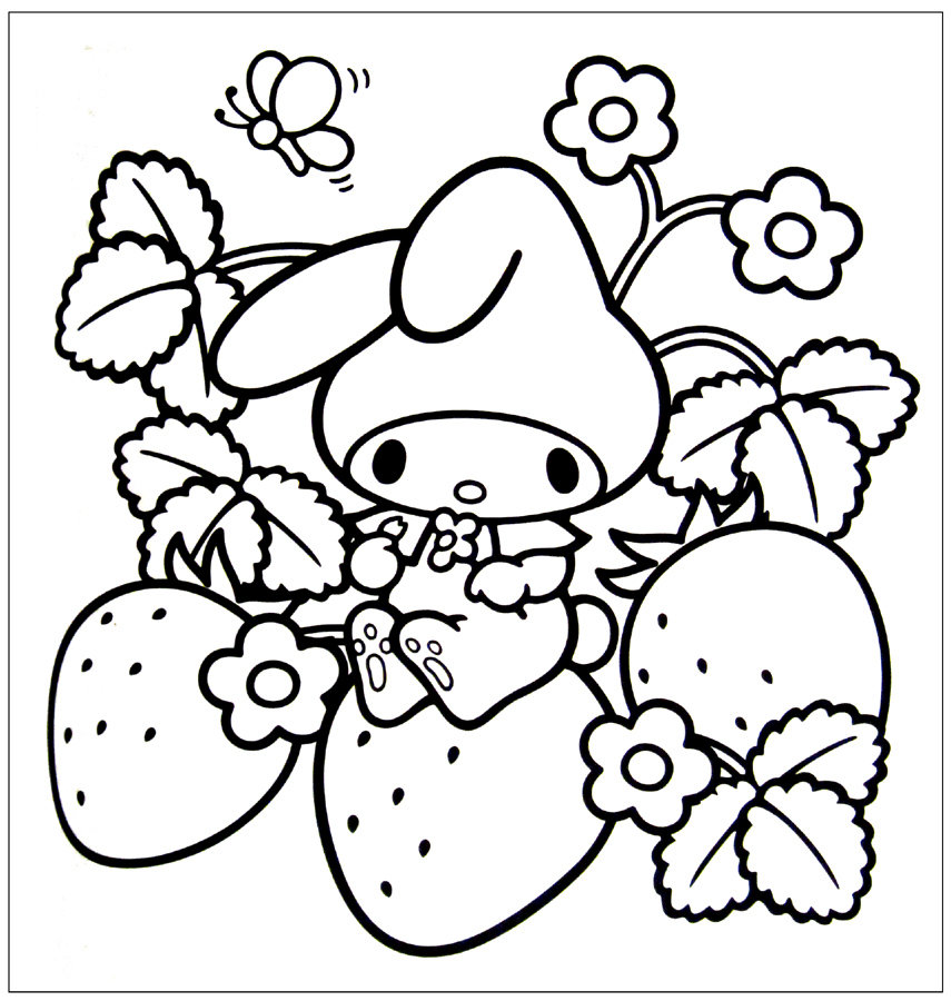Graffiti Coloring Book Pages