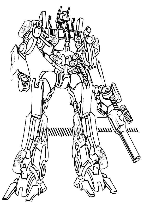 Mewarnai Gambar Tobot X : mewarnai, gambar, tobot, Minecraft, Tobot, Titan, Omong