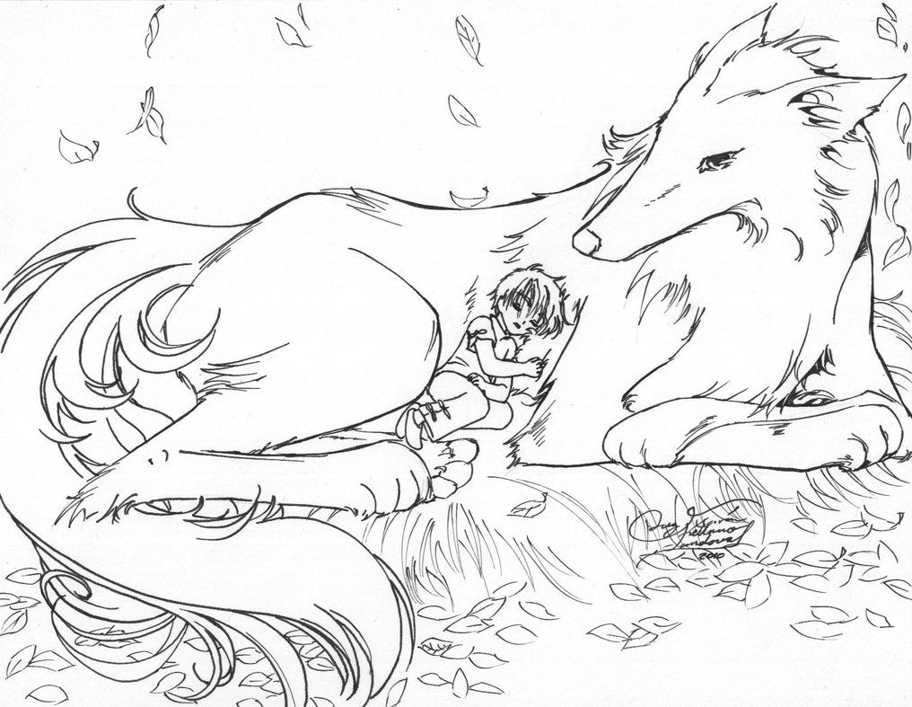 Amazing Coloring Pages Of A Wolf Animal Jam Colouring Cute