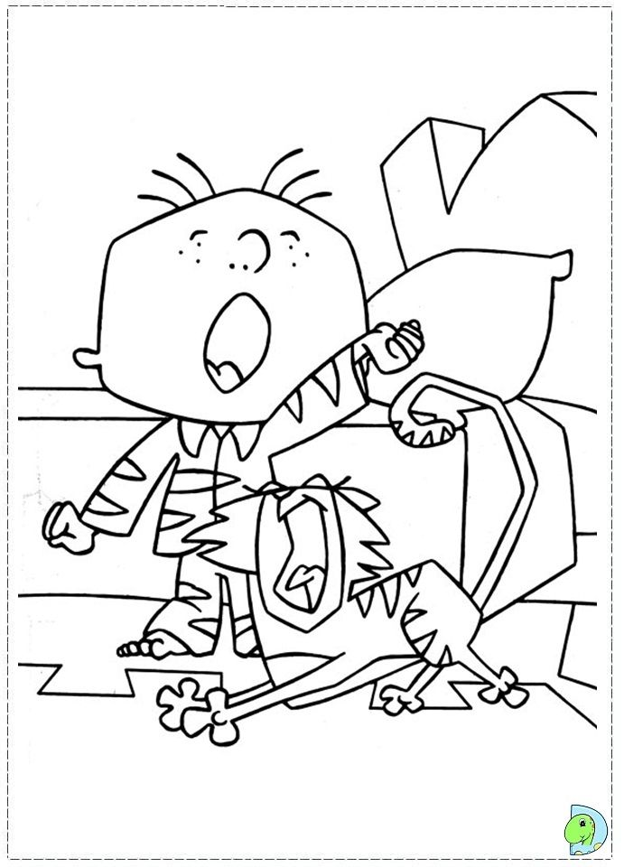 Stanley Disney Coloring Pages Sketch Coloring Page