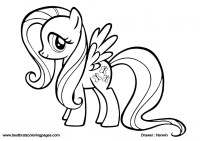 My Little Pony Coloring Game - AZ Coloring Pages
