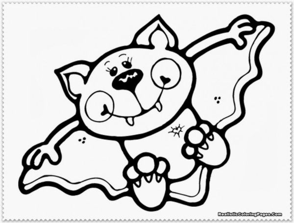 Vampire Bat Coloring Pages AZ Coloring Pages