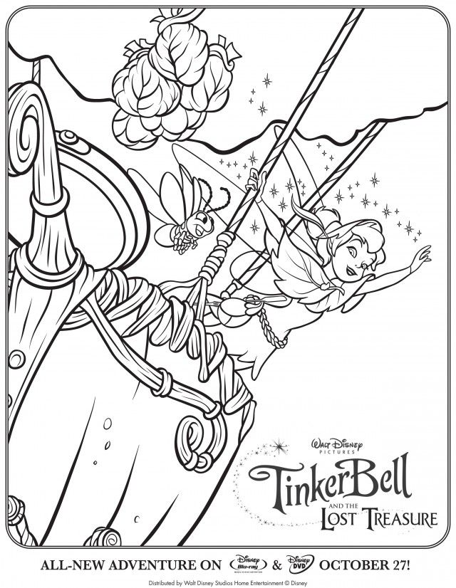 Hidden Treasure Coloring Pages Sketch Coloring Page