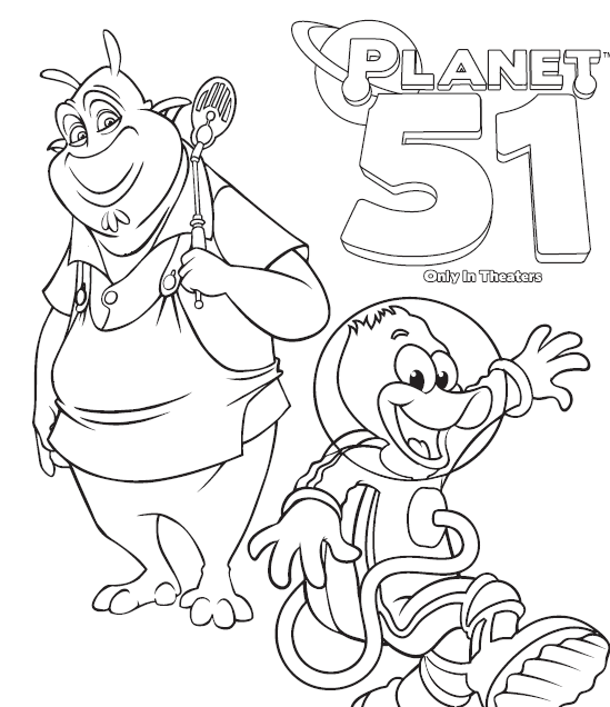 Planet Sheen Coloring Pages Coloring Pages