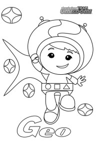 Printable Coloring Pages Team Umizoomi - Coloring Home