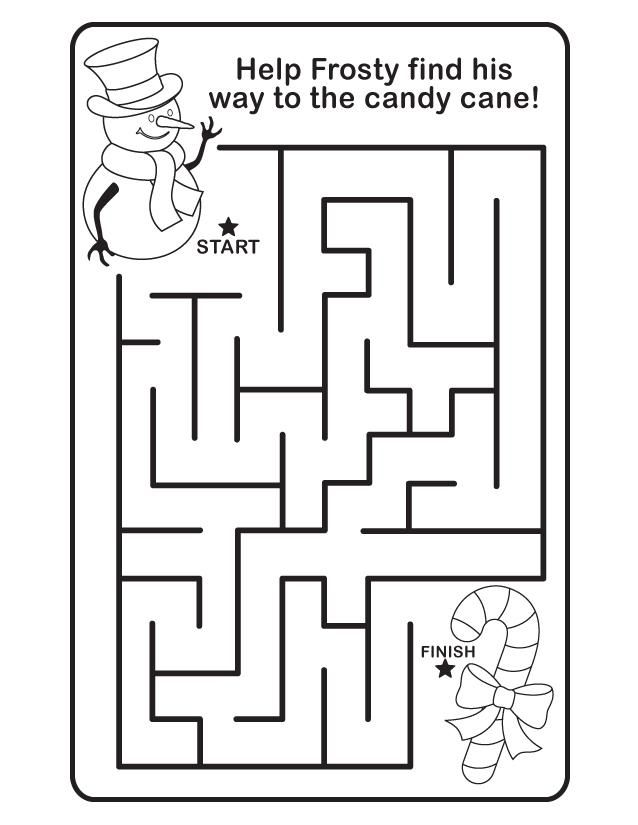 hard printable mazes adults