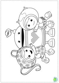 Team Umizoomi Printable Coloring Pages - Coloring Home