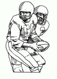 Football Teams Coloring Pages - Coloring Home