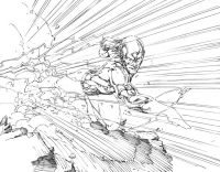 √ The Flash Running Coloring Pages | The Flash Running ...