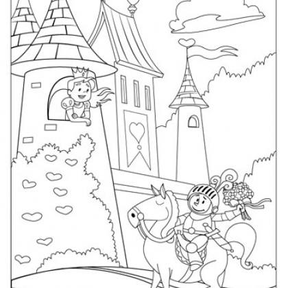 Tattle Tale Coloring Page Coloring Pages
