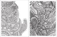 Adult Coloring Pages Paisley - Coloring Home