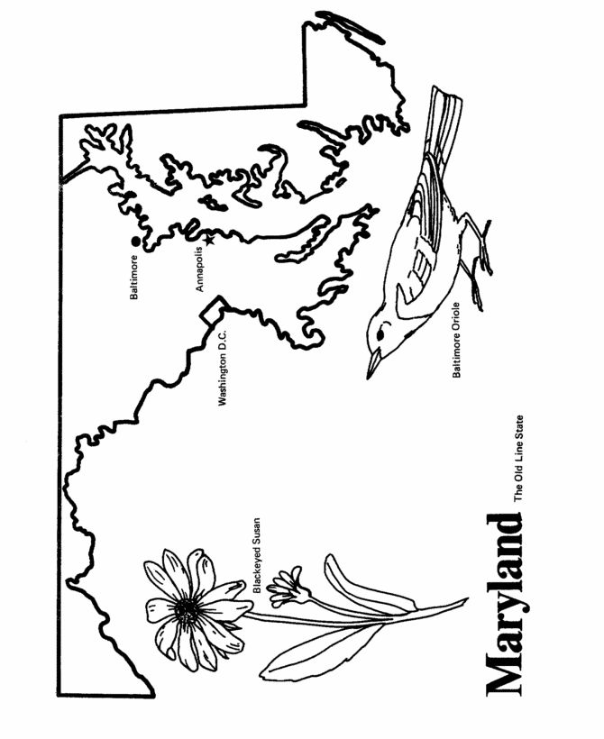 Tennessee State Seal Coloring Page
