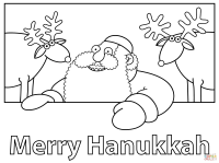 Free Hanukkah Coloring Pages Printable - Coloring Home