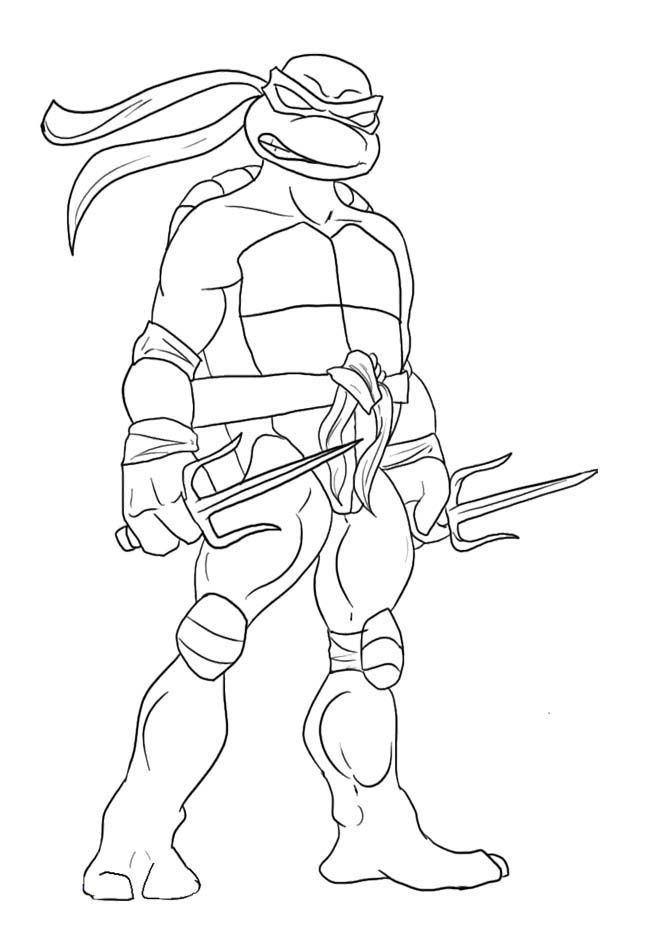 Coloring Pictures Of Ninja Turtles Free Coloring Pages Globalchin