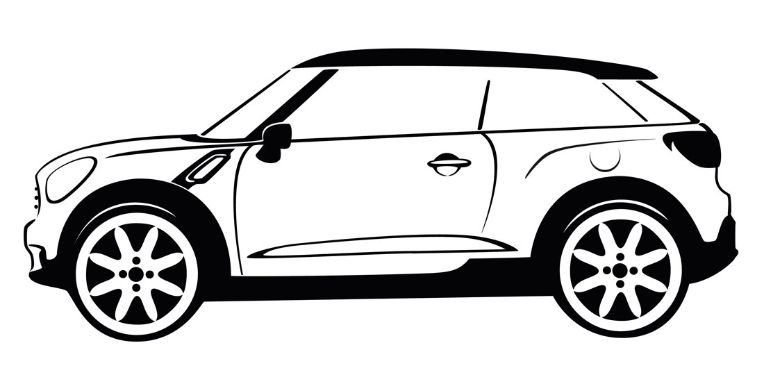 Mini Cooper Modols Coloring Sheets Coloring Pages