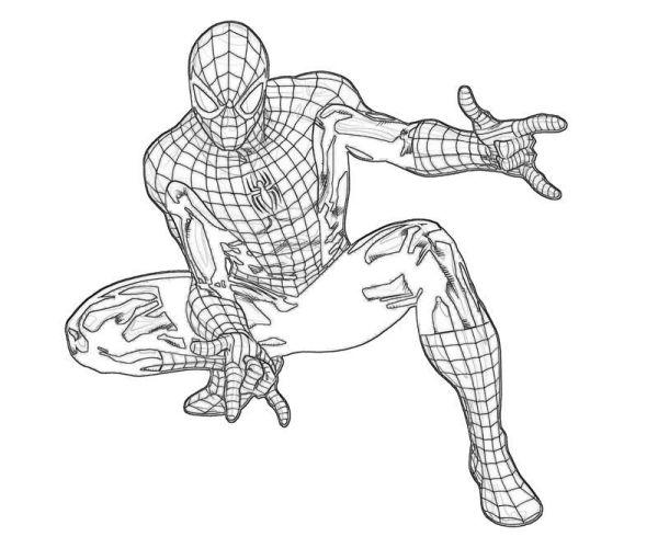 Venom Spiderman Kleurplaten.20 Ps4 Spider Man Coloring Pages Ideas And Designs
