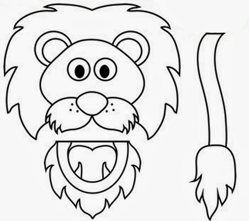 Puppet Coloring Page
