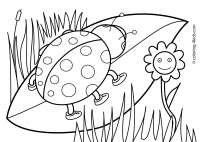 Spring Coloring Pages Free Printables - AZ Coloring Pages
