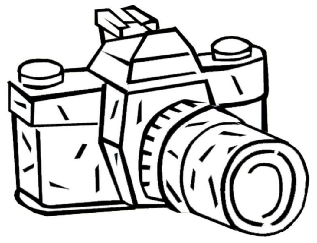 Adult Camera Coloring Page 20 43 Free Adult Colouring Pages The