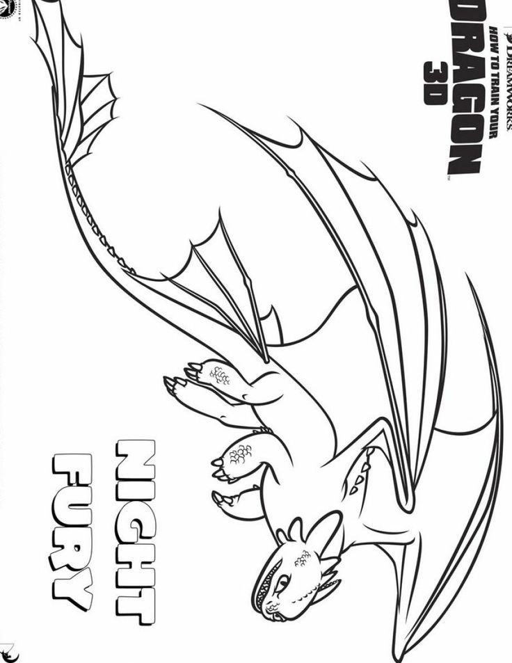How To Train Your Dragon Boneknapper Coloring Pages Sketch