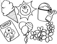 Spring Coloring Pages Free Printable - AZ Coloring Pages