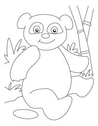 combo panda coloring pages printable | Combo Panda Coloring Pages | Oso Panda Colorear. Top X ...