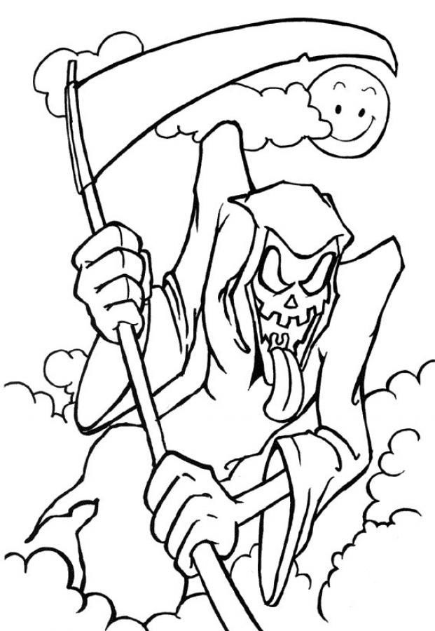 Scary Dragon Coloring Pages AZ Coloring Pages