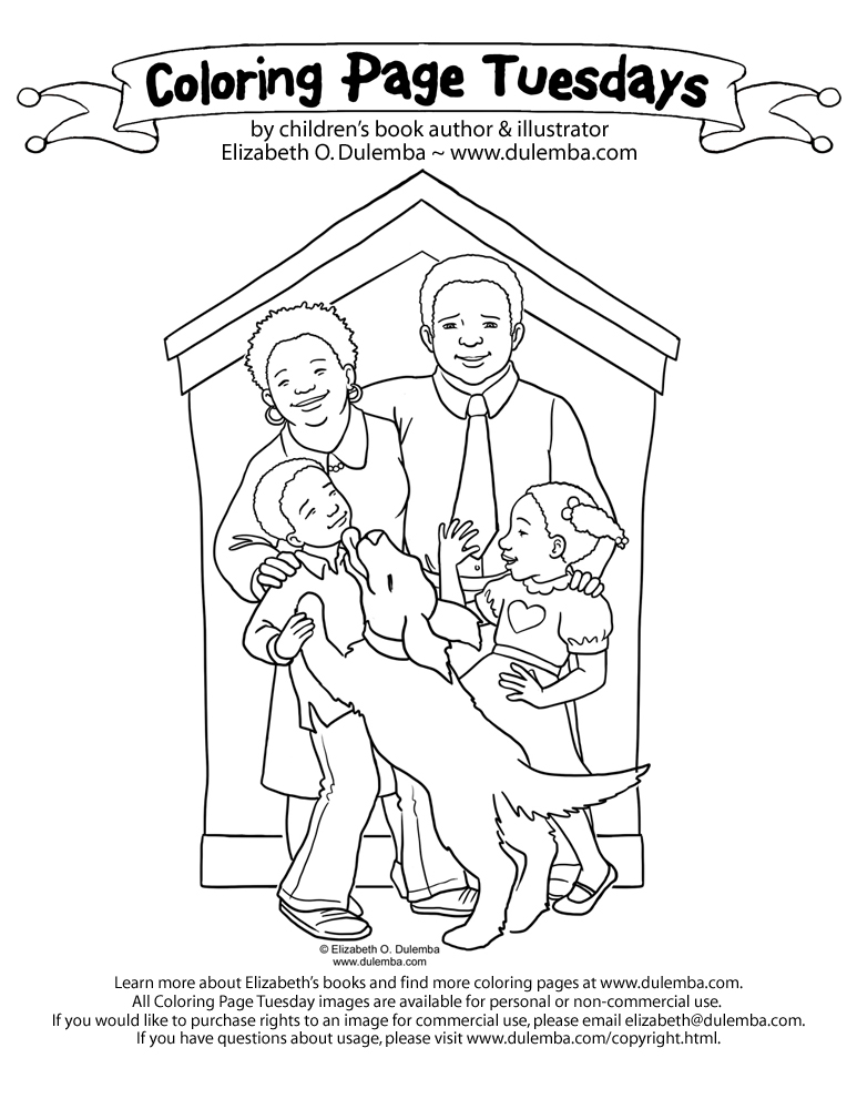Free african american princess coloring pages