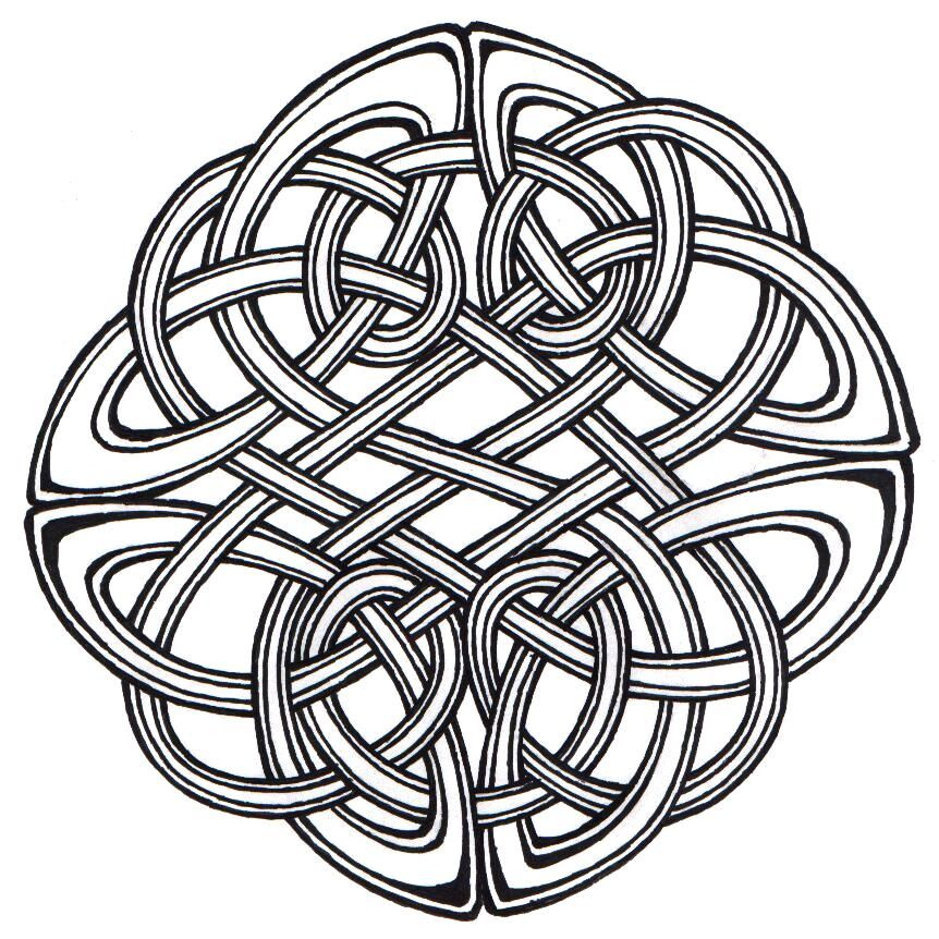 Celtic Knot Meaning Strength