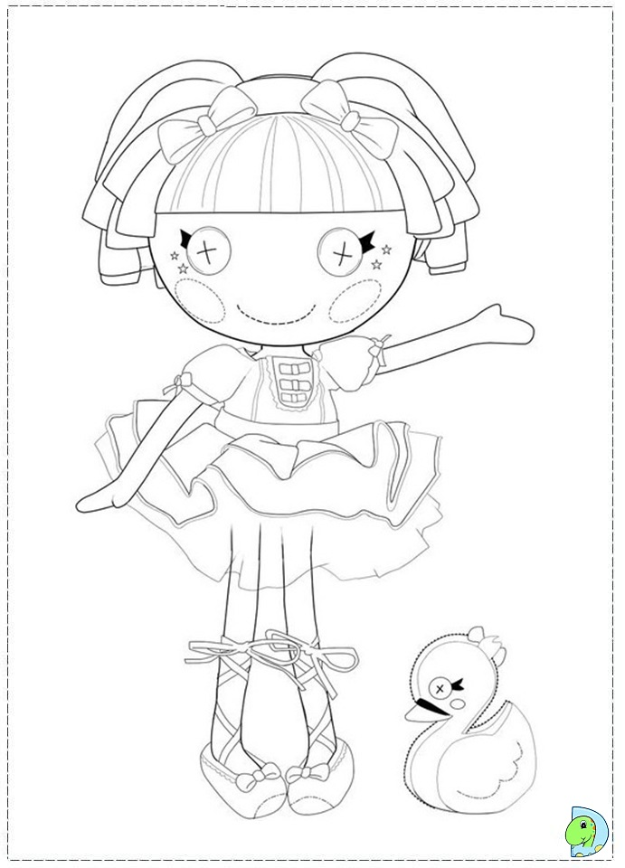 Free coloring pages of fruit loops