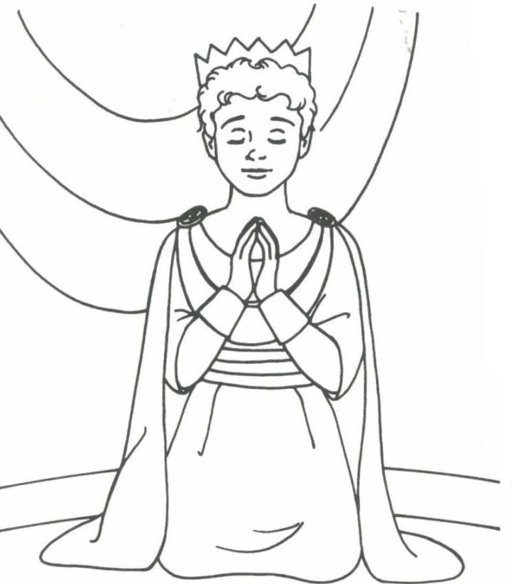 About David Bible Coloring Pages Coloring Pages