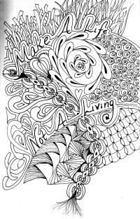 Free Printable Advanced Coloring Pages - Coloring Home