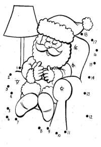 Dot To Dot Coloring Page - AZ Coloring Pages