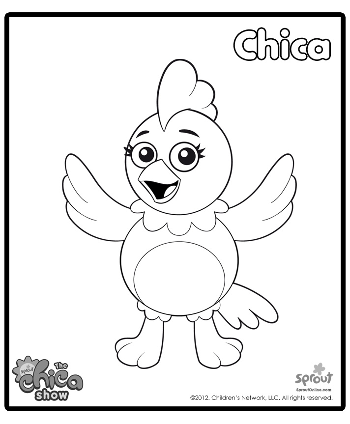 Brussel Sprouts Coloring Page Coloring Pages