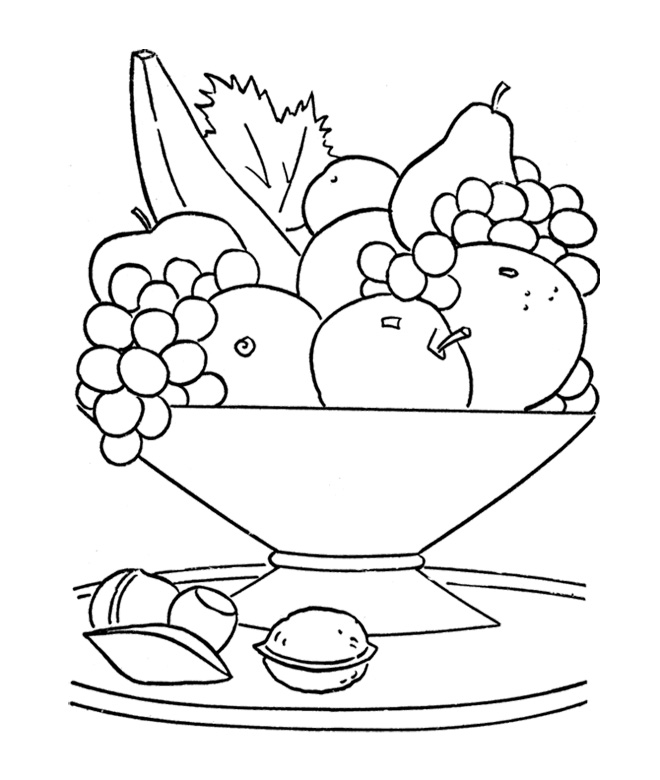 Clue Coloring Page
