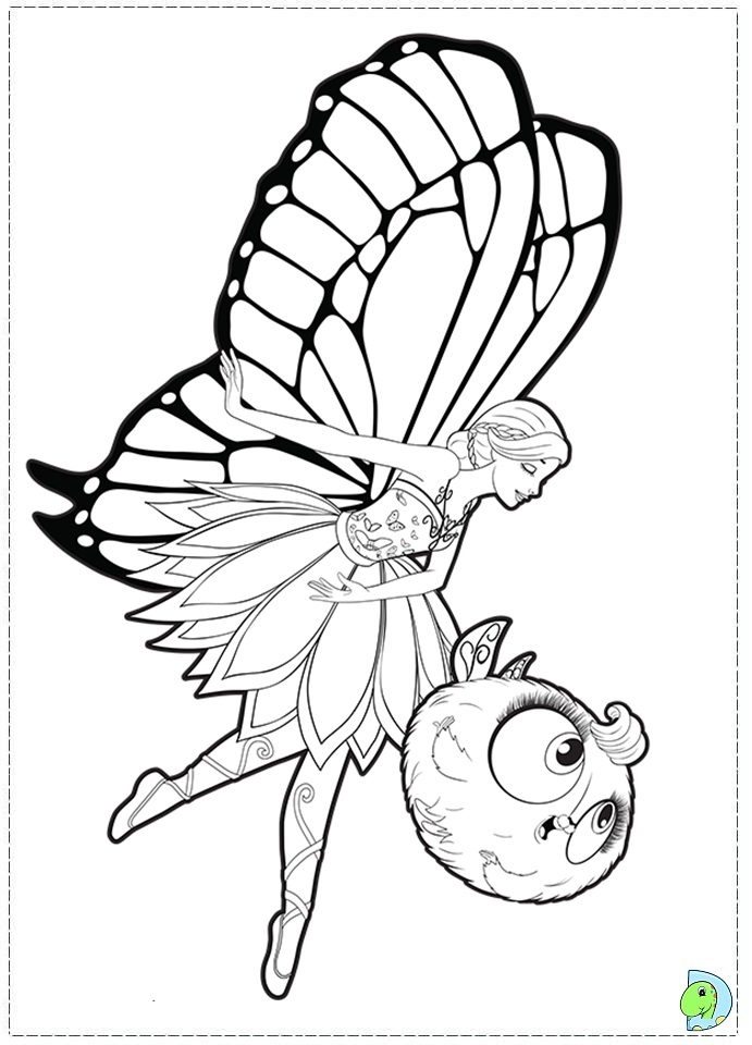 Butterfly 9 Coloring Page Coloring Page
