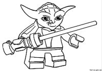 Star Wars Lego Coloring Pages - AZ Coloring Pages