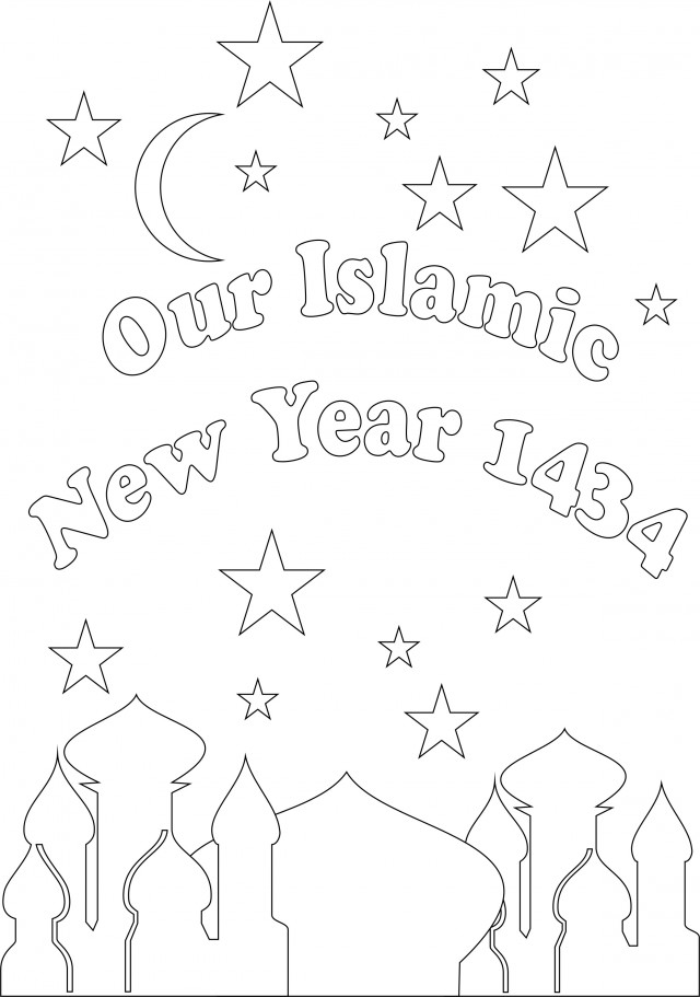 Free coloring pages of prophets islam