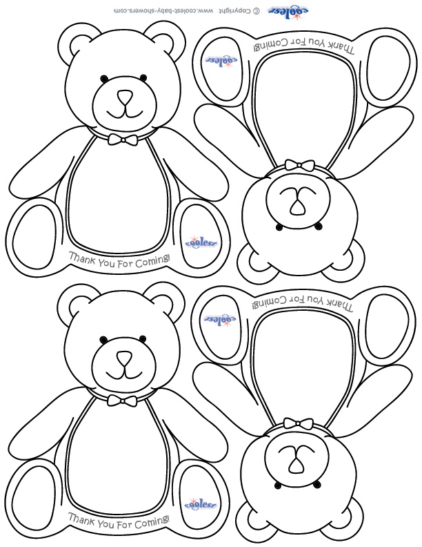 Coloring Pages Birthday Card For Boy