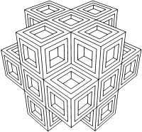 Sacred Geometry Coloring Pages - Coloring Home