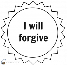 I Can Forgive Others Coloring Page Coloring Pages