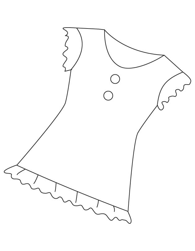 Cotton Boll Page Coloring Pages